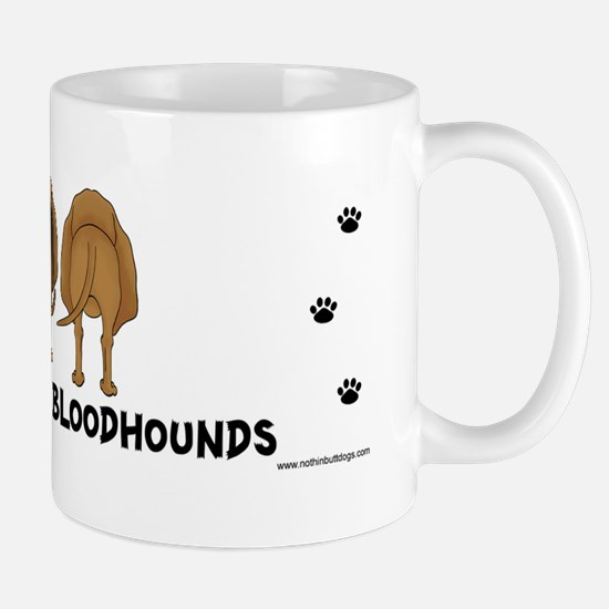 Bloodhoundbumper Mug