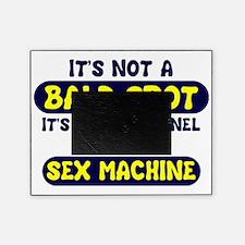 bald spot sex machine lights Picture Frame