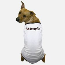 Woodpile Dog T-Shirt