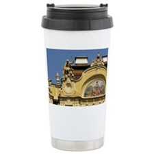 Old Town Square (Staromestske N Travel Mug