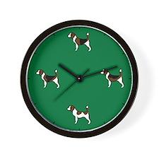 Group o' Beagles Wall Clock