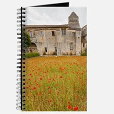 St. Remy-de-Provence. Outside of the St. P Journal