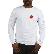 Laughing Dragon Wing Chun Long Sleeve T-Shirt