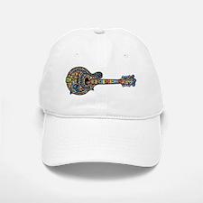 mandolin-mos1-HORIZ Baseball Baseball Cap