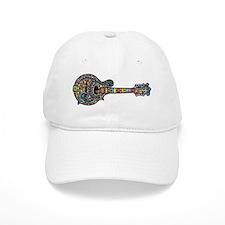 mandolin-mos1-HORIZ Baseball Cap