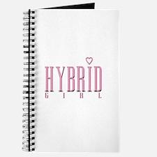 Hybrid Girl Heart Journal