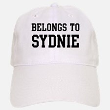 Belongs to Sydnie Baseball Baseball Cap