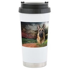 godmadedogs(license) Travel Mug