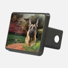godmadedogs(oval) Hitch Cover