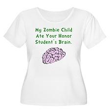 Zombie Child  T-Shirt