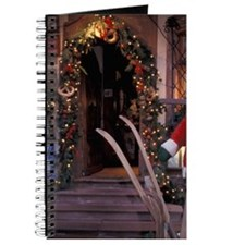 EU, France, Saverne, Christmas decorations Journal