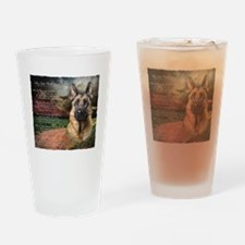 godmadedogs2 Drinking Glass