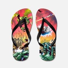 aspira_covered Flip Flops