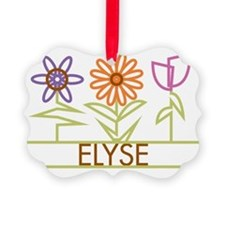 ELYSE-cute-flowers Ornament