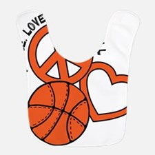 P,L,Basketball, orange Bib
