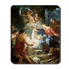 nativity4 Mousepad