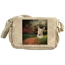 godmadedogs(button) Messenger Bag
