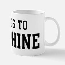 Belongs to Josephine Mug