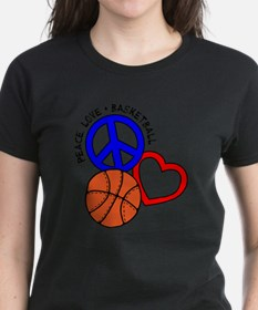 P,L,Basketball, multi Tee