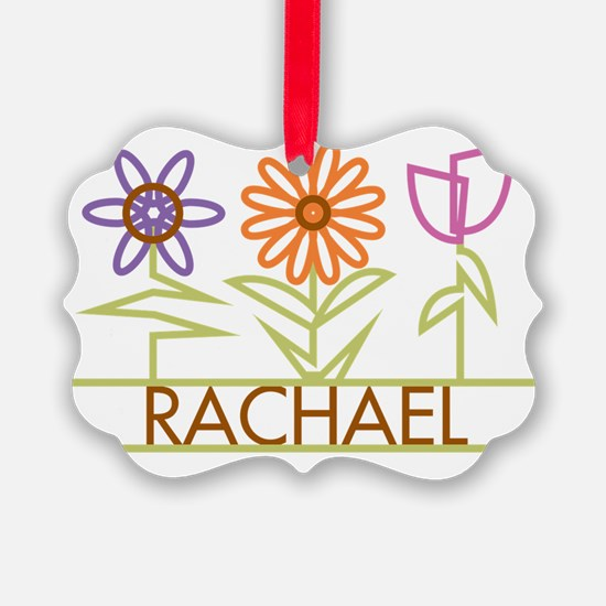RACHAEL-cute-flowers Ornament