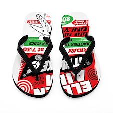 EllenAim Flip Flops