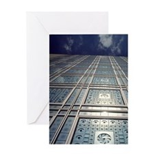 (Institute of the Arab World)s, Fran Greeting Card