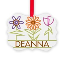 DEANNA-cute-flowers Ornament