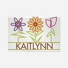 KAITLYNN-cute-flowers Rectangle Magnet