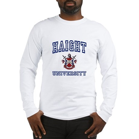 HAIGHT University Long Sleeve T-Shirt