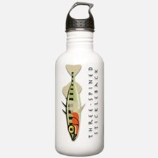 Three-spined stickleba Water Bottle