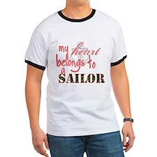 My Heart Belongs to a Sailor T