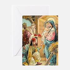 Epiphany - Three Kings Greeting Card