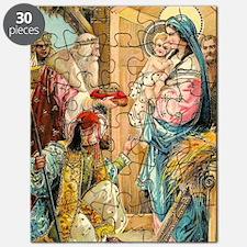 Epiphany - Three Kings Puzzle