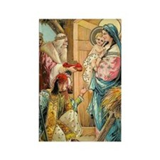 Epiphany - Three Kings Rectangle Magnet