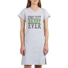 Coolest Daddy Women's Nightshirt