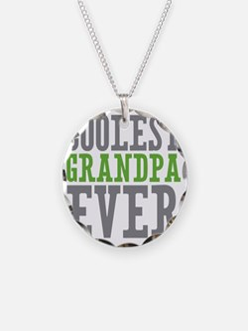 Coolest Grandpa Necklace