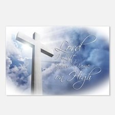 Lord-I-Lift-Your-Name Postcards (Package of 8)