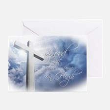 Lord-I-Lift-Your-Name Greeting Card