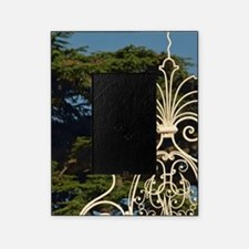 The entrance gate to Chateau Beychev Picture Frame