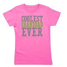 Coolest Granddad Girl's Tee