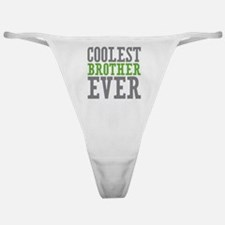 Coolest Brother Classic Thong