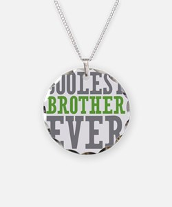 Coolest Brother Necklace