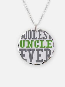 Coolest Uncle Necklace