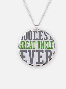 Coolest Great Uncle Necklace
