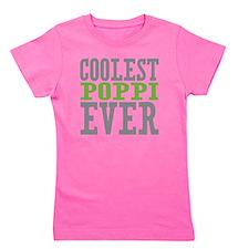Coolest Poppi Girl's Tee