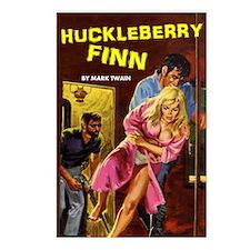 huckleberryfinn Postcards (Package of 8)
