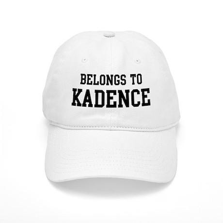 Belongs to Kadence Cap