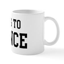 Belongs to Kadence Mug
