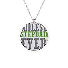 Coolest Stepdad Necklace