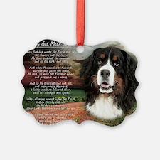 godmadedogs(laptop) Ornament
